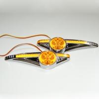 Светодиодный поворотник с логотипом Герб РОССИИ