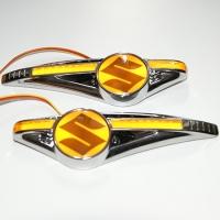 Светодиодный поворотник с логотипом SUZUKI