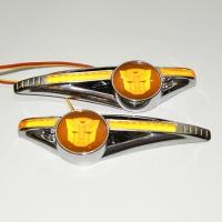Светодиодный поворотник с логотипом Autobot