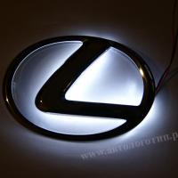 Подсветка логотипа LEXUS