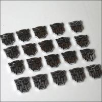 Логотип Трансформер Autobots 3D 2,5 см