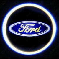 Внешняя подсветка дверей с логотипом Ford 5W