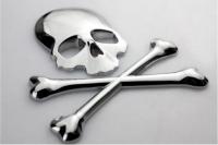 логотип скелет-пират (pirate) логотипы