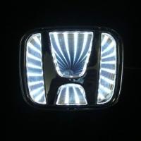 3D светящийся логотип Honda