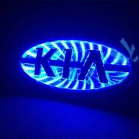 3D светящийся логотип KIA