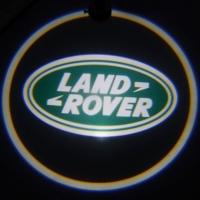 Внешняя подсветка дверей с логотипом Land Rover 5W