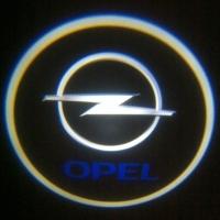 Навесная подсветка дверей OPEL 5W