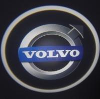 Беспроводная подсветка дверей с логотипом Volvo