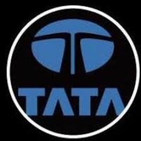 Внешняя подсветка дверей с логотипом Tata 5W