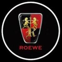Внешняя подсветка дверей с логотипом Roewe 7W
