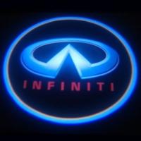 Беспроводная подсветка дверей с логотипом Infiniti