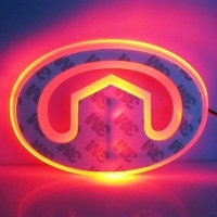 Подсветка логотипа GreatWall