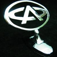 Логотип Chery на капот