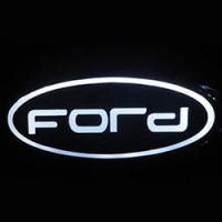Светящийся логотип FORD большой