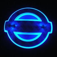 Подсветка логотипа NISSAN SYLPHY