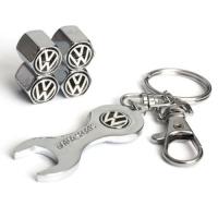 Колпачки на ниппель Volkswagen с ключом