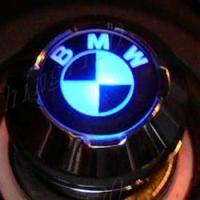 Прикуриватель BMW с подсветкой