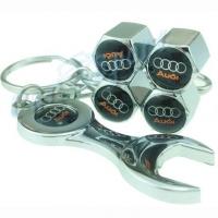 Колпачки на ниппель Audi с ключом