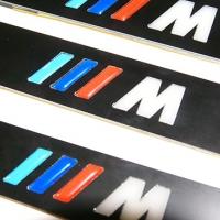 Накладки на пороги BMW M с подсветкой