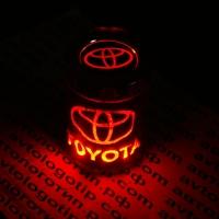 Пепельница с подсветкой 2D логотип Toyota