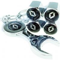 Колпачки на ниппель Renault с ключом