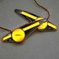 Светодиодный поворотник с логотипом JAGUAR