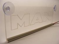 Светящийся логотип 2D MAN,светящийся логотип для грузовика 2D MAN,светящаяся эмблема 2D MAN,табличка 2D MAN,картина 2D MAN,логотип на стекло 2D MAN,светящаяся картина 2D MAN,светодиодный логотип 2D MAN,Truck Led Logo 2D MAN,12v,24v