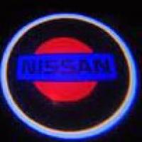 Штатная подсветка дверей NISSAN Teana Patrol