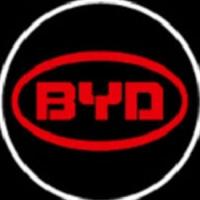 Внешняя подсветка дверей с логотипом BYD 5W