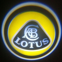 Внешняя подсветка дверей с логотипом Lotus 5W