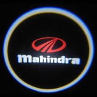 Внешняя подсветка дверей с логотипом Mahindra 5W