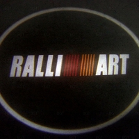 Беспроводная подсветка дверей с логотипом Ralli Art