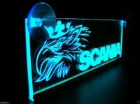 Светящийся логотип Scania 3D,светящийся логотип для грузовика Scania 3D,светящаяся эмблема Scania 3D,табличка Scania 3D,картина Scania 3D,логотип на стекло Scania 3D,светящаяся картина Scania 3D,светодиодный логотип Scania 3D,Truck Led Logo Scania 3D,12v,