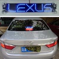 Стоп сигнал Lexus