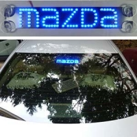 Стоп сигнал Mazda