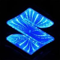 3D светящийся логотип Suzuki