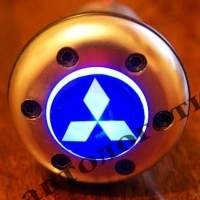 Рукоятка коробки передач Мицубиси с подсветкой