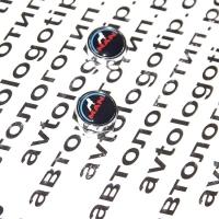 Декоративный болт для номерного знака с логотипом MAN