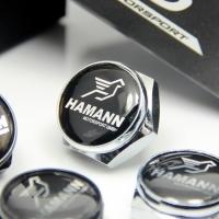 Декоративный болт для номерного знака с логотипом HAMANN