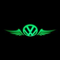 Проектор заднего бампера Volkswagen